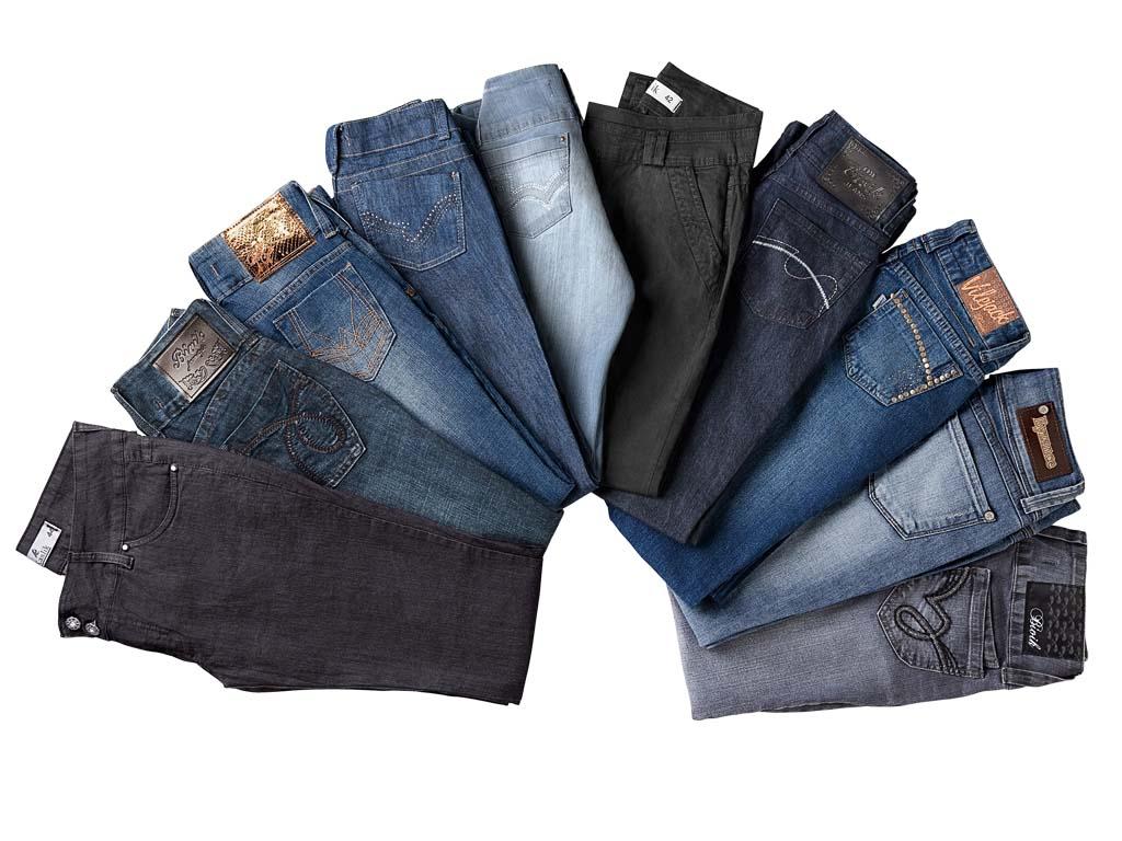Os Jeans Da Temporada