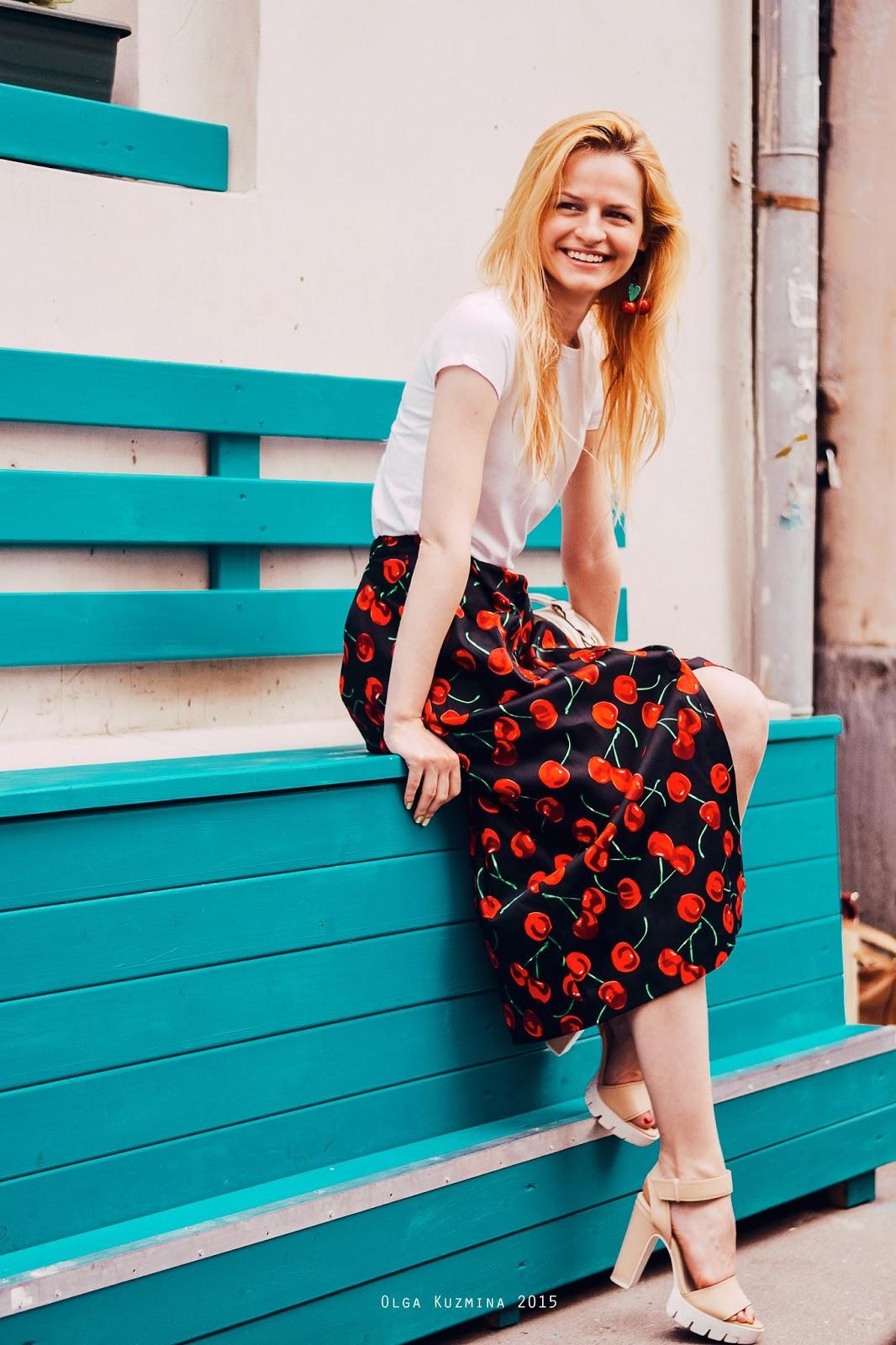 fashion summer looks, тенденции весна лето 2015