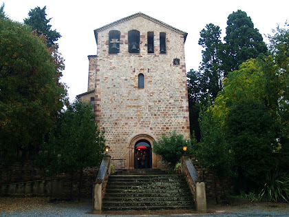 L'església de Santa Maria de Llerona