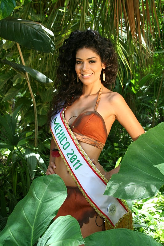 miss earth mexico 2011