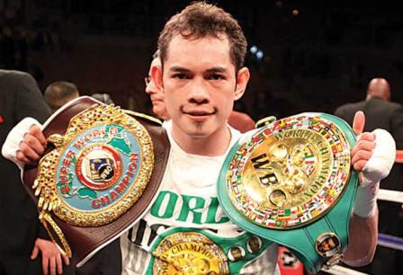 Nonito Donaire is Ring Magazine's 2012 'Fighter of the Year'
