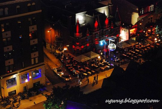 Nightlife in Quebec
