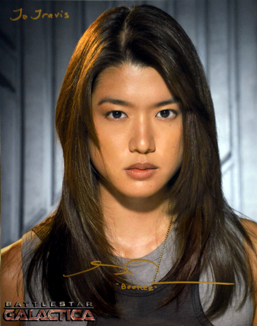 Dragon Con 2015 | Walk of Fame | Grace Park
