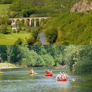 Canoé-Kayak : Pont-d'Ouilly-Clécy