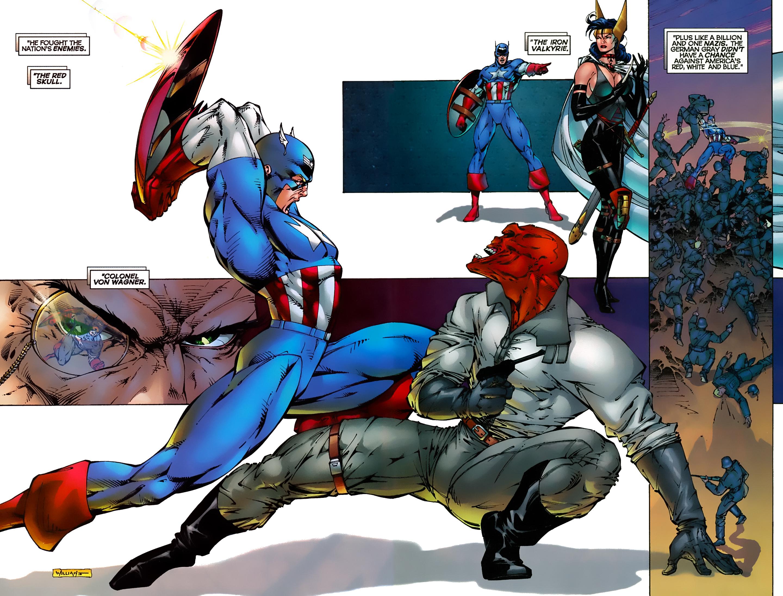 Captain America (1996) Issue #7 #7 - English 9