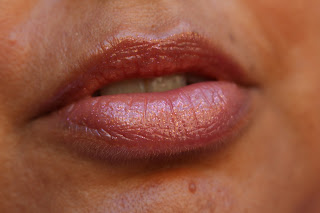 shimmer lip tube - red hot corals