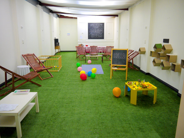 Kids style hub the blog time flies for Activity room
