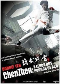 Baixar Filmes Download   Chen Zhen   A Lenda dos Punhos de Aço (Dual Audio) Grátis