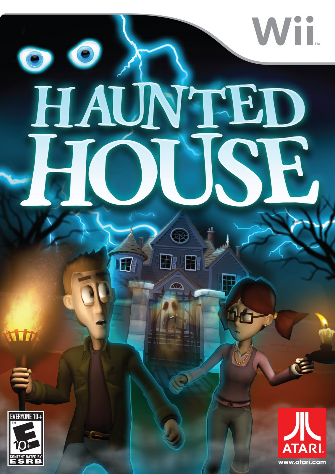 Download games torrents haunted house wii torrent for Classic house torrent