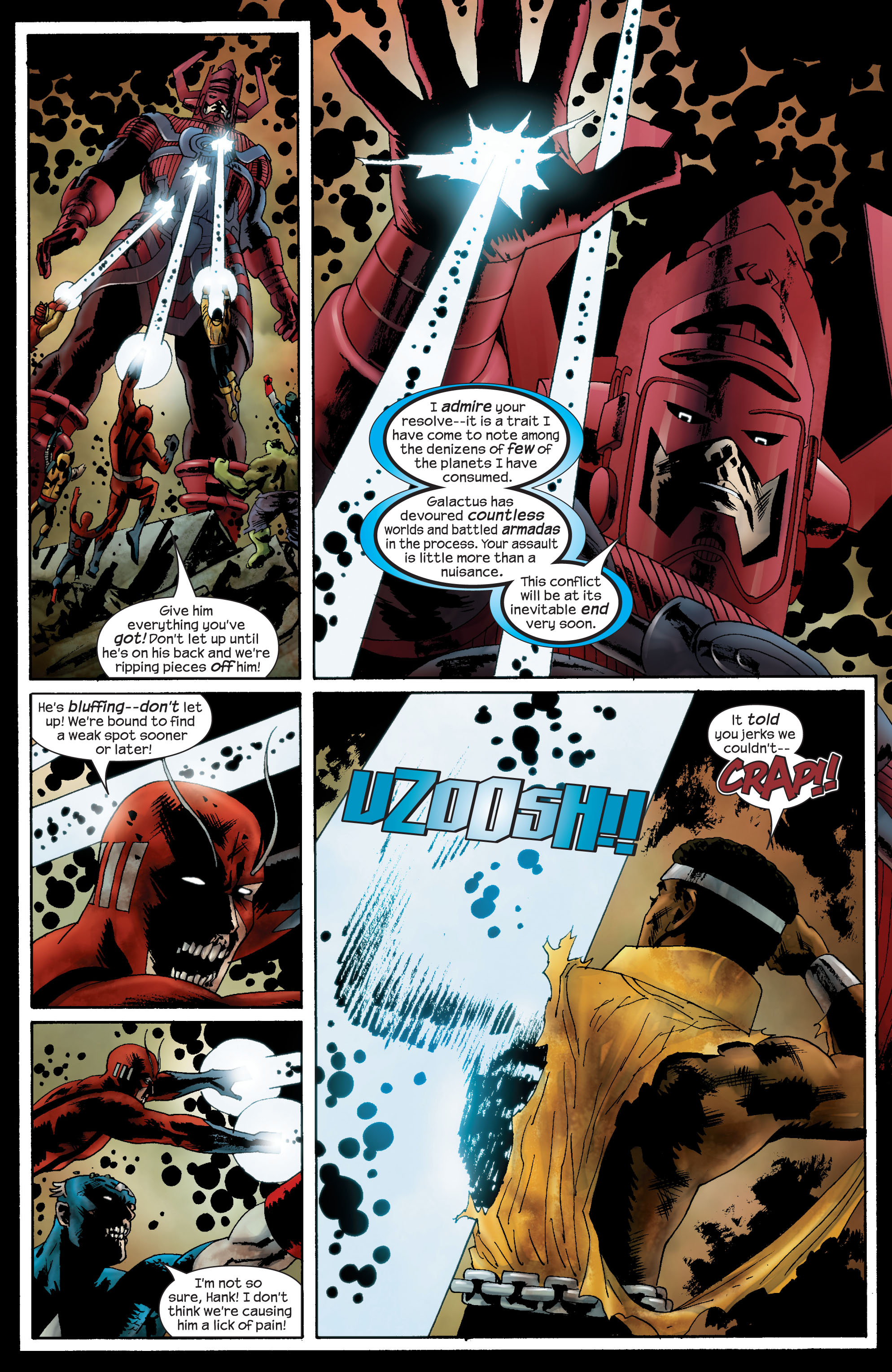 Marvel Zombies (2006) Issue #4 #4 - English 5
