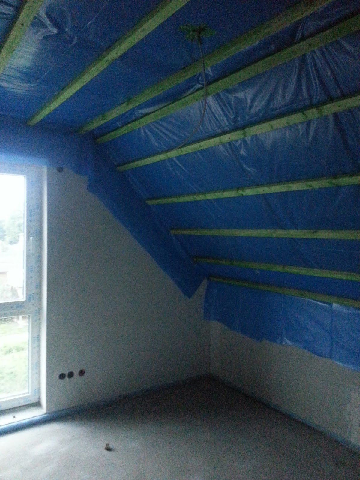 ralf natalie 39 s baublog trockenbau geht weiter voran. Black Bedroom Furniture Sets. Home Design Ideas