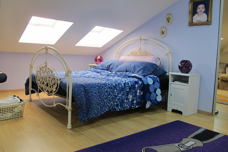 Roof Convert to A Children Bedroom title=