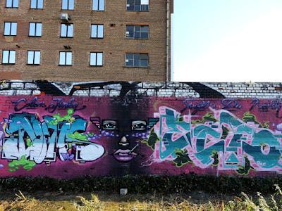 mur graffiti liege