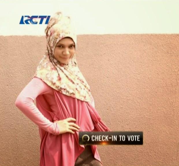 biodata kota asal indah nvertari rising star indonesia
