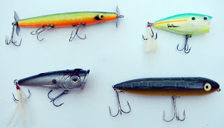 Fishing Tackle Spinners
