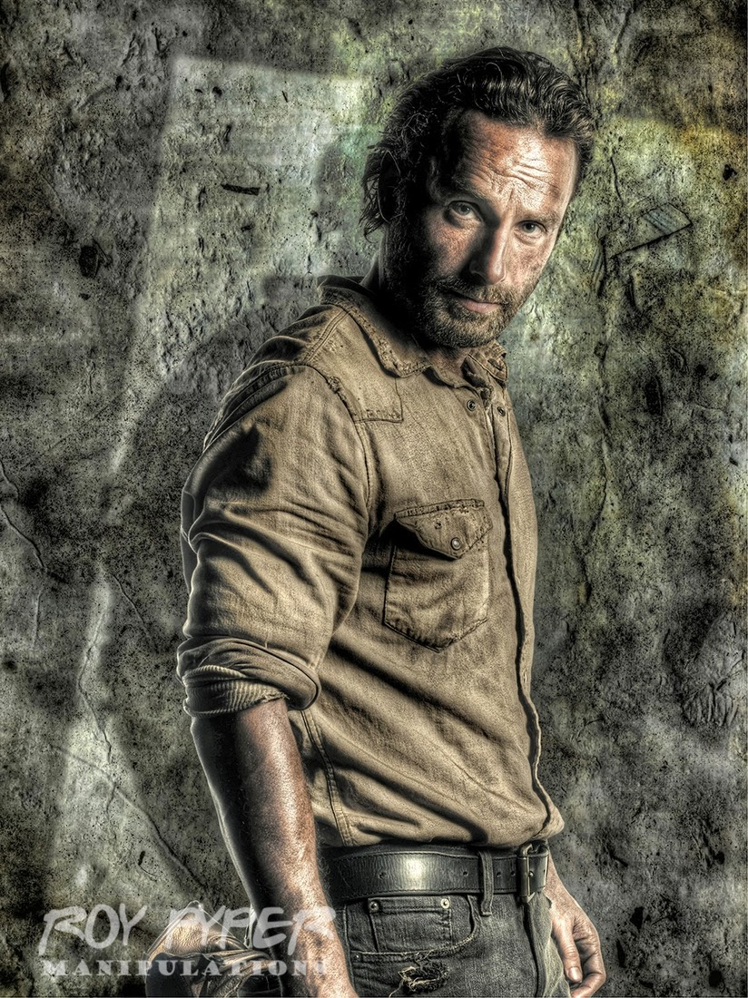 01-Rick-Grimes-Roy-Pyper-nerdboy69-The-Walking-Dead-Series-05-Photographs-www-designstack-co