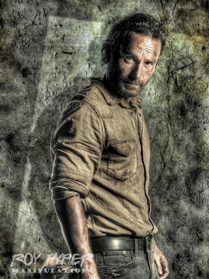 01-Rick-Grimes-Roy-Pyper-nerdboy69-The-Walking-Dead-Series-05-Photographs-www-designstack-co