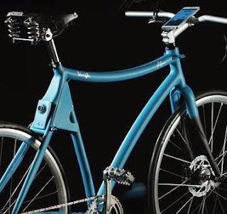Samsung cria bicicleta inteligente com Wi-Fi, Arduino, Bluetooth e lasers