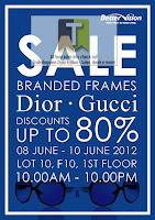 Branded Frames Special Sale