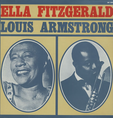 "Música do dia: LOUIS ARMSTRONG & ELLA FITZGERALD – ""Let's Call The Whole Thing Off"""