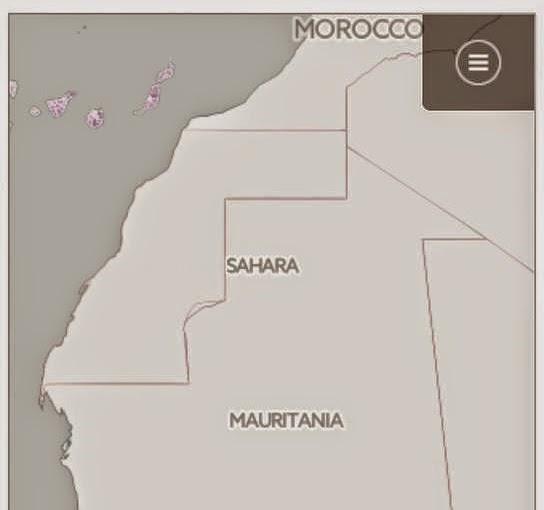 EL SAHARA OCCIDENTAL  Y LA POSICION DE PODEMOS
