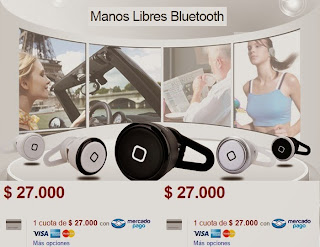 Manos Libres Bluetooth (mini Auricular Bluetooth)