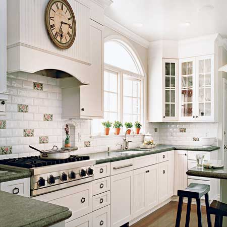 Labels Kitchens With White Cabinets White Kitchen Cabinets
