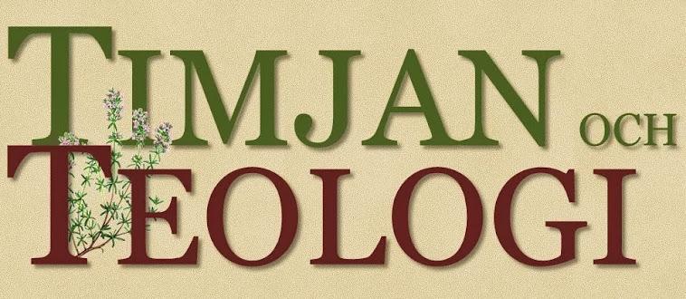 Timjan och Teologi