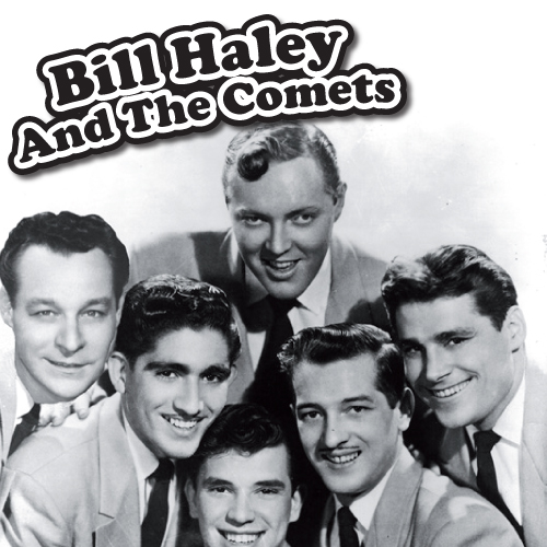 Bill Haley And His Comets Bill Haleys Chicks
