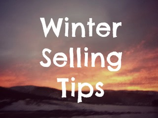 Winter Selling Tips