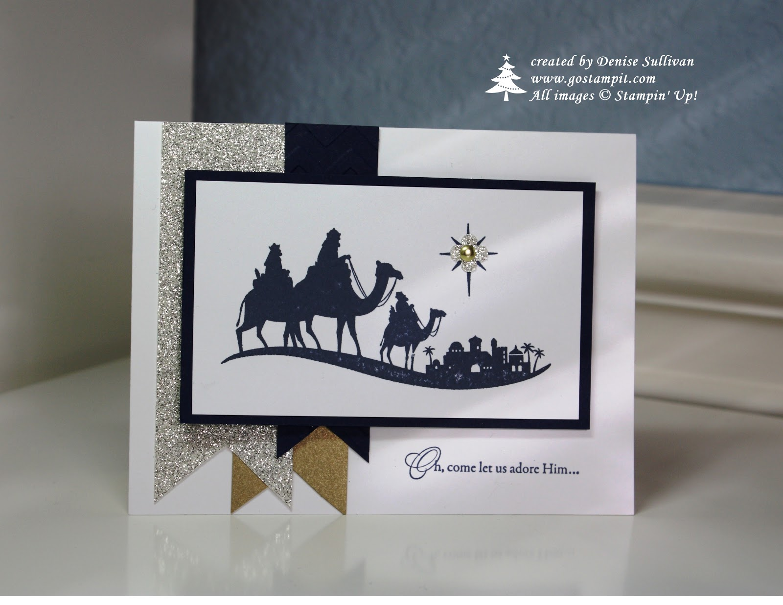 Go Stamp It Come To Bethlehem Stamp On Sale