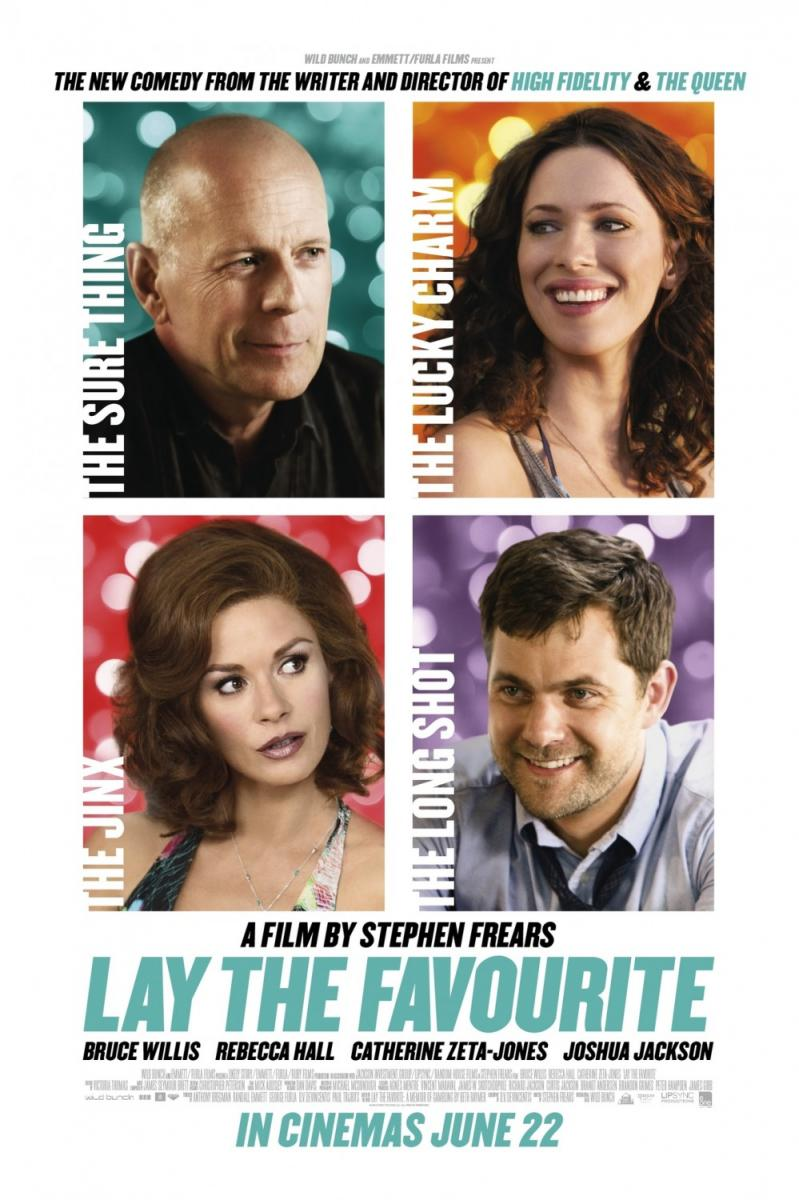 Lay the Favourite (2012) Online Latino