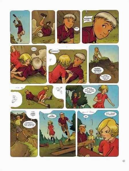 """El lector de historietas: """"Diente de Oso. 1: Max"""", de Yann"""