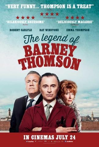 Film Barney Thomson 2016 Bioskop