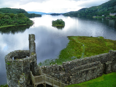 Kilchurn Castle, Loch Awe, Escocia, Scotland, Regne Unit, United Kingdom