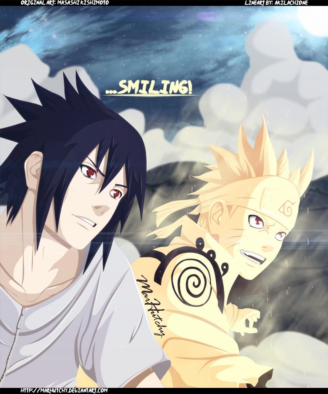 Naruto chap 652 Trang 20