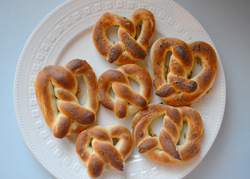 How To Make Pretzels Recipe — Dishmaps