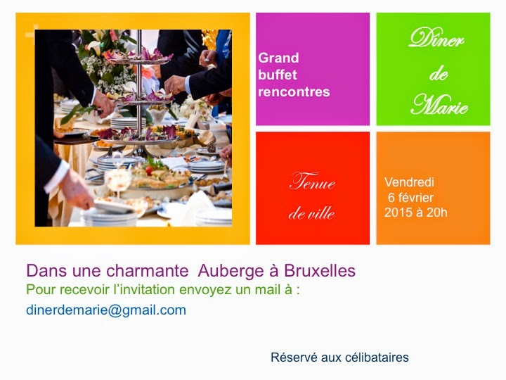 diner rencontres clibataires
