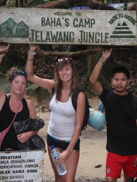 Jelawang jungle BAHA Camp