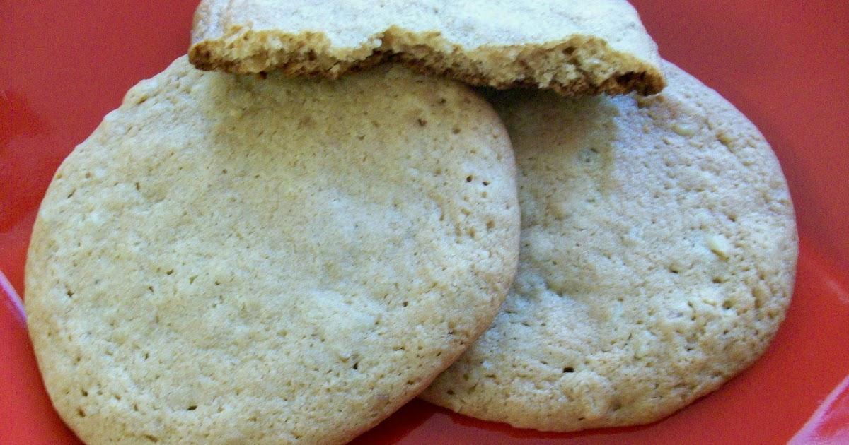 Martha's Recipe Cabinet: Maple Pecan Cookies