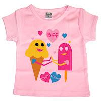 Psychobaby Sweet Treats BFF Tee