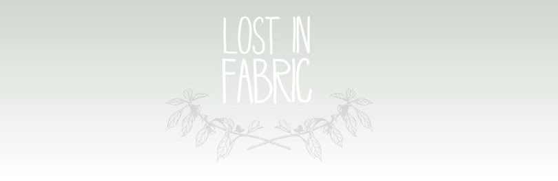 Lost in fabric