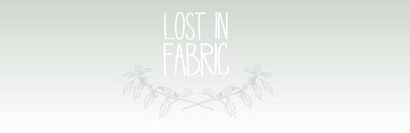 Lost in fabric