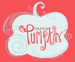 Sign Up for My Paper Pumpkin!