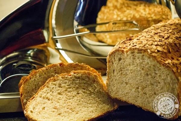 Spelt-haverbrood