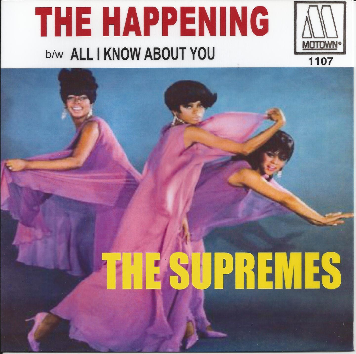 The Supremes Come See About Me Always In My Heart