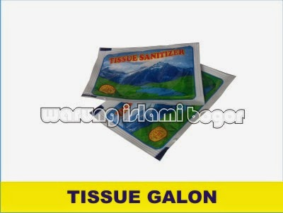 Jual Tisu Tissue Galon