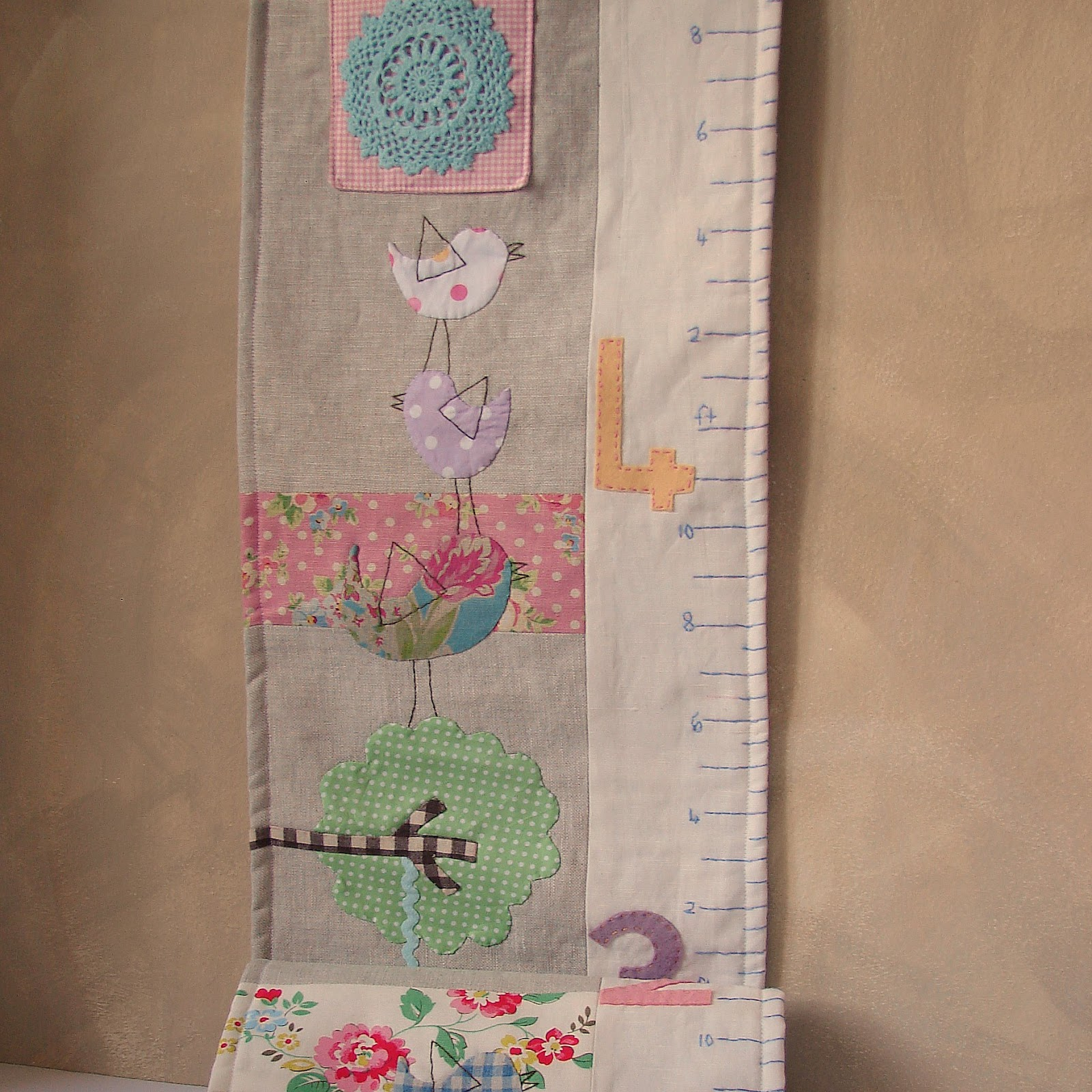 Roxy Creations Growth Chart For Elise