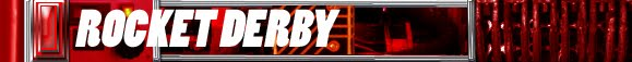 Rocket Derby (An Original Pinball Game!)
