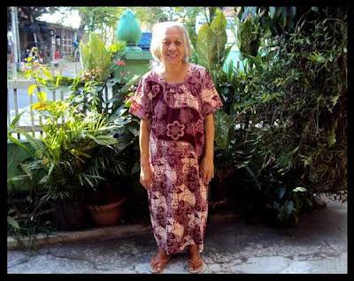 My Grandmother's Sri Mulyani